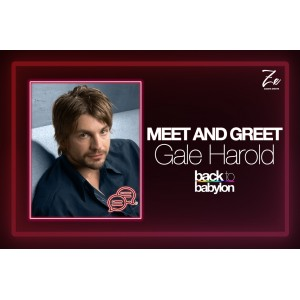 Gale Harold Meet & Greet