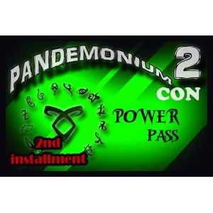 POWER PASS 2nd INSTALMENT