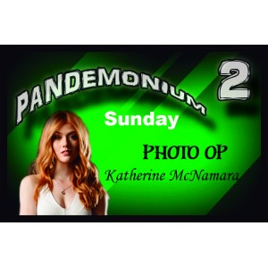 Katherine McNamara Photo Op Sunday
