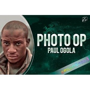 Photo Op Paul Ogola