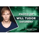 Photo Op Will Tudor Samedi