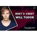Meet & Greet Will Tudor