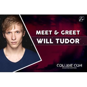 Will Tudor Meet & Greet
