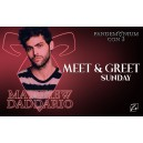 Meet & Greet Matthew Daddario Domingo